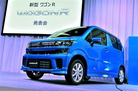 New Suzuki Wagon R เผยค นจร ง All New Suzuki Wagon R เจนเนอเรช นท 6