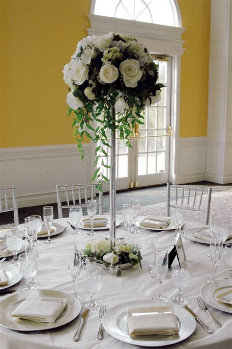 Flower Wedding Table Centerpieces by Wedding Preparation Wedding Flower Table Centerpieces