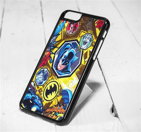 The Calling Batman Comic Iphone Iphone 6 5s Oppo F1s Redmi batman comic collage protective iphone 6 iphone 5s