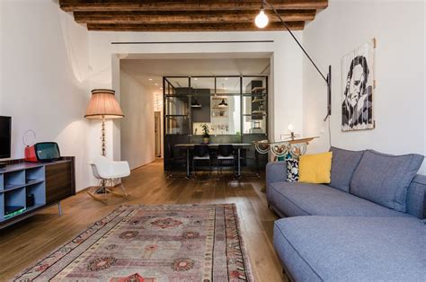 eclectic renovation brings back memories in a milan eclectic renovation brings back memories in a milan apartment