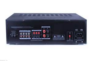 home stereo lifier 800w home audio digital stereo lifier receiver sd
