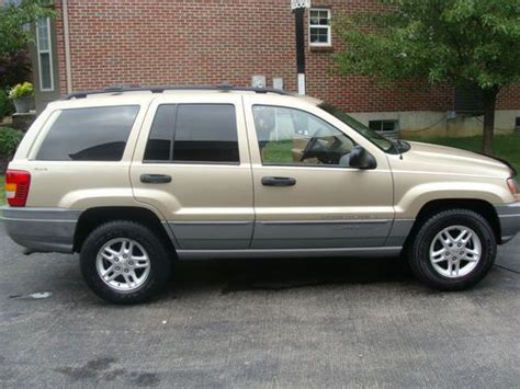 2000 Jeep Grand Mpg Sell Used 2000 Jepp Grand Laredo 4x4 V8 Low