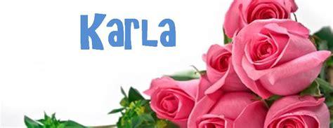 imagenes para perfil de karla 191 qu 233 significa karla