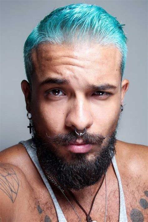 dyed hairstyles for black men 20 male hair color mens hairstyles 2018