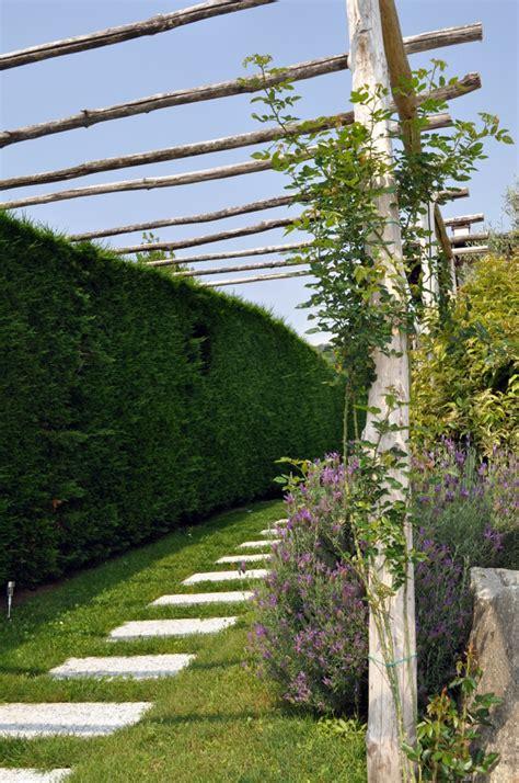pergola giardino foto pergola in giardino di architettura di terrazzi e