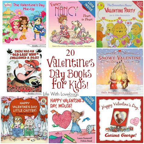 valentines day picture books 20 s day books for with lovebugs