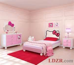Delightful girl bedroom designs in soft colors pictures