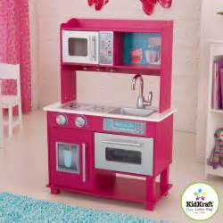 Kidkraft gracie girls pink play toy toddler kitchen