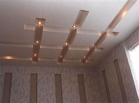 gypsum ceiling design to create luxury home interior 4