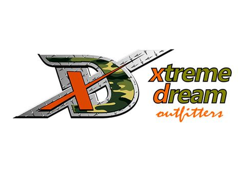 xtreme design graphics xtreme dream outfitters outfitter logo design