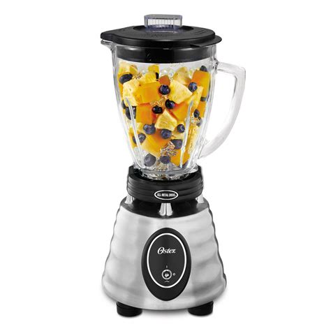 Blender Blender oster 174 beehive blender brushed stainless at oster