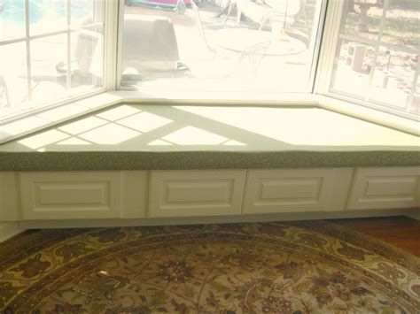 bay window with bench bay window seat custom by chris davis lumberjocks
