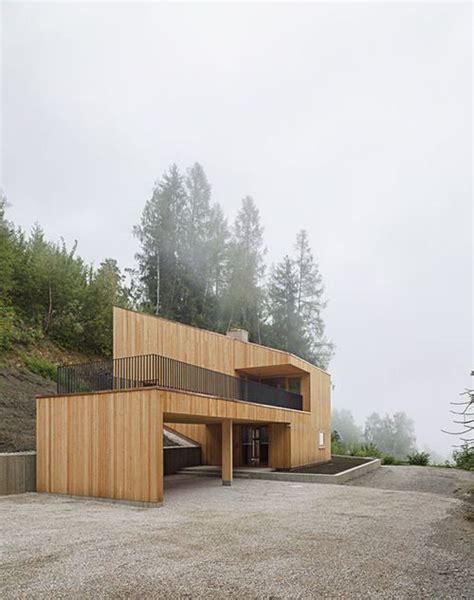 Meck Architekten by Meck Architekten Gt Ferienhaus Aufberg 1110 214 Sterreich