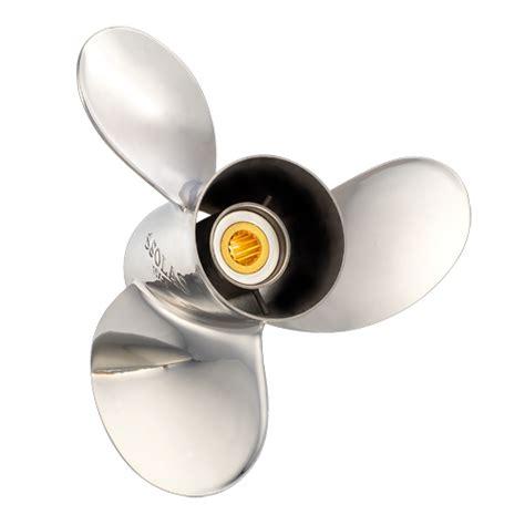 boat propeller 13 1 4 x 17 solas titan 13 1 4 x 17 rh 1441 133 17 propeller