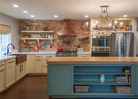 brick backsplash exposed brick backsplash exposed brick 14 reasons to