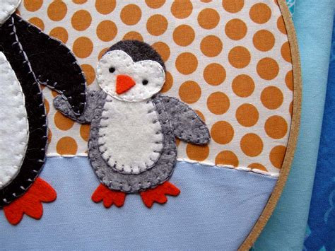 felt applique patterns wildlife with polar pal appliqu 233 s betz white