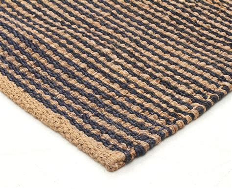 textured rugs australia textured 220x150cm jute rug navy great daily deals at australia s favourite superstore