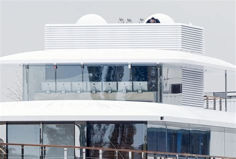 French Doors Interior - steve jobs superyacht venus barely escapes from simpson bay lagoon sailfeed