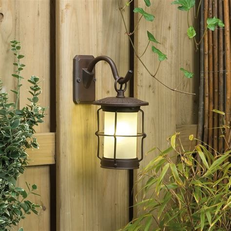 Garden Wall Light Techmar Callisto Garden 12v Led Wall Lighting
