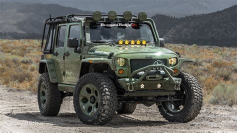 jeep ranger 2014 jeep wrangler rubicon by rugged ridge review