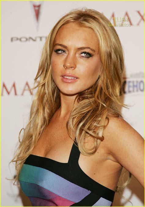 Lindsay Lohan Tops Maxims 100 by Green Maxim 100