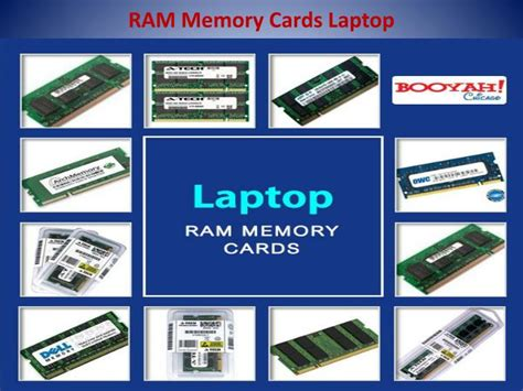 laptop ram cards ppt computer accessories powerpoint presentation