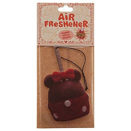 Disney Minnie Mouse Air Freshener Baby Cotton disney car air freshener apple minnie mouse