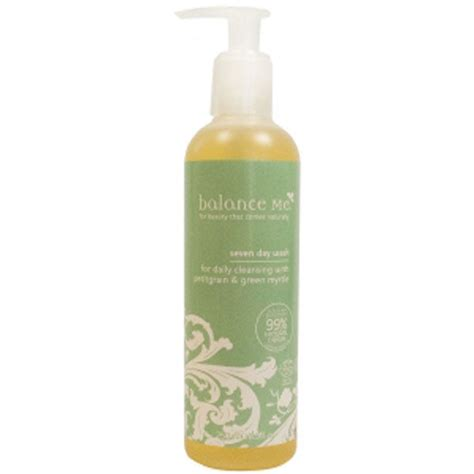 Buds Gently Minty Citrus Wash 250ml balance me seven day wash with petitgrain green myrtle 250ml free delivery