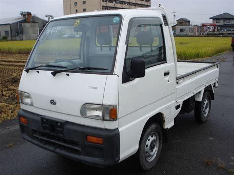 Subaru Truck For Sale by Subaru Sambar Truck 4wd 1998 Used For Sale