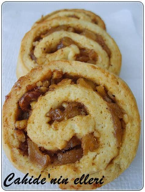 oktay usta yemek tarifi fndkl rulo oktay usta elmalı rulo tatlı