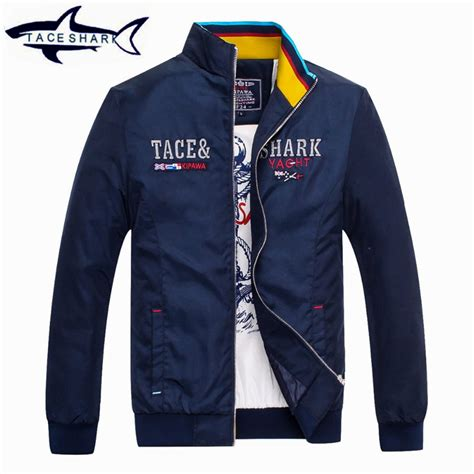 Jaket Sweater Bojiel List Size L Xl Murah 2016 outerwear coat jacket windcheater jacket cotton brand clothing tace shark jaket