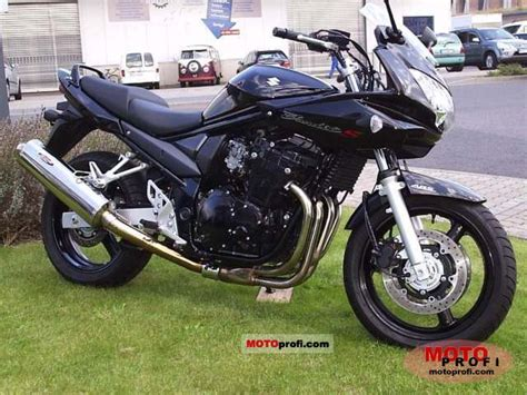 Suzuki Motorcycles Sa Suzuki Gsf 650 Sa Bandit 2006 Specs And Photos