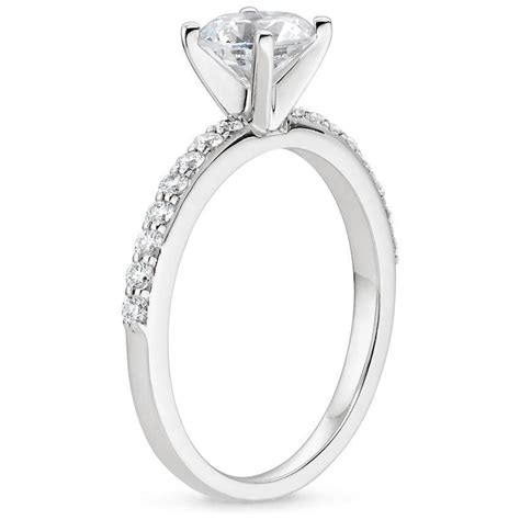 A Wedding Band by How To Match A Wedding Band Engagement Ring Brilliant