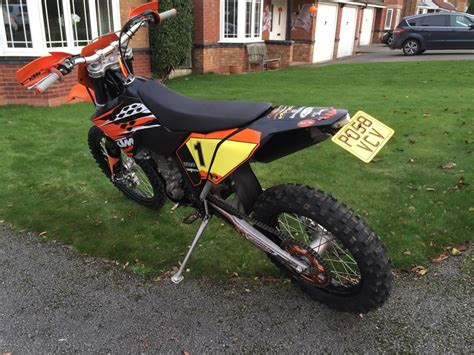 road legal motocross bike ktm 450 sxf exc 4 stroke road legal enduro motocross