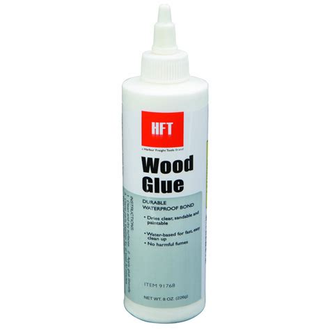 woodwork adhesives strong acrylic wood glue 8 oz