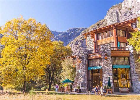 cabin yosemite national park best yosemite national park hotels lodges kaiser