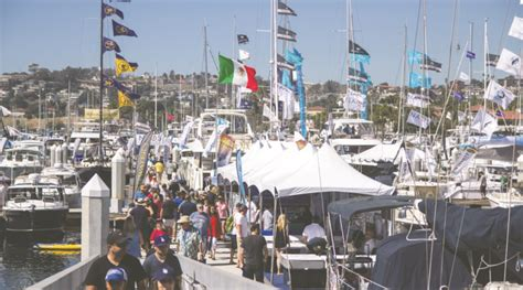 san pedro boat show socal in water boat show makes its return to san pedro