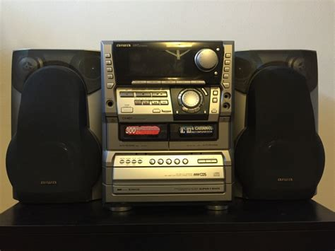 aiwa cx nd7 stereo system with karaoke nex tech classifieds