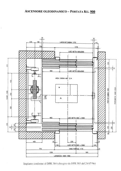 dimensioni cabina ascensore cron up srl progettazione installazione e manutenzione