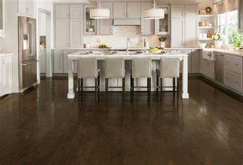 kitchen wood flooring ideas kitchen ideas kitchen design ideas from armstrong flooring