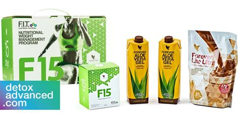 Forever In 15 clean 9 c9 fit programma detox forever living fit 15 vital 5