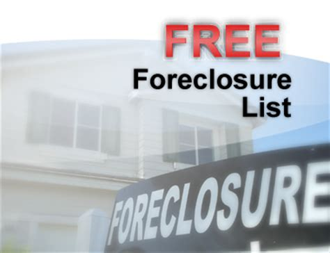 foreclosed houses foreclosure listings bay area get your free list of foreclosures and auctions for