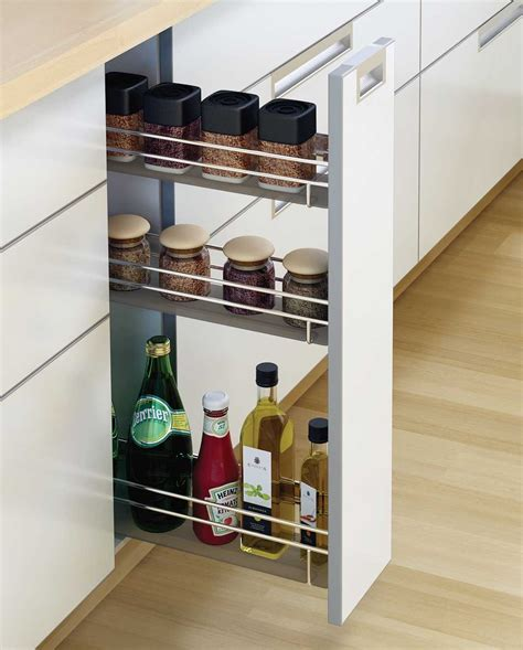 pull out spice cabinet spice pull out 200 mm spice pull out base unit