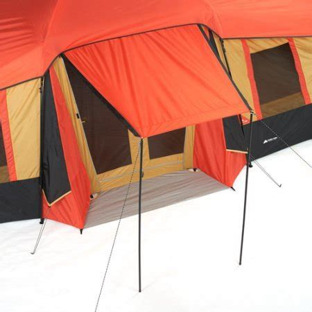 ozark trail 3 room vacation home tent ozark trail 10 person 3 room vacation tent with built in mud mat lifestyle updated