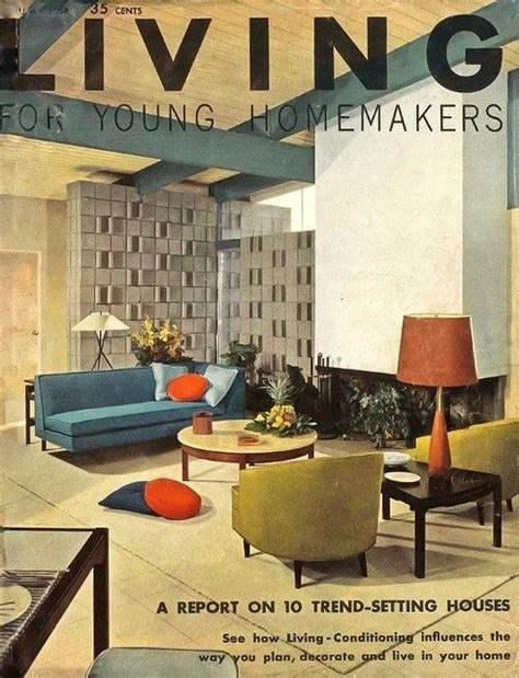 contemporary home magazine mid century modern wednesday wish list 4 vintage gal