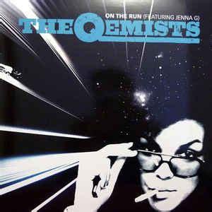 qemists featuring jenna gibbons   run discogs