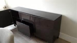 Doors amp drawers besta dining room buffet besta wall mounted tv bench