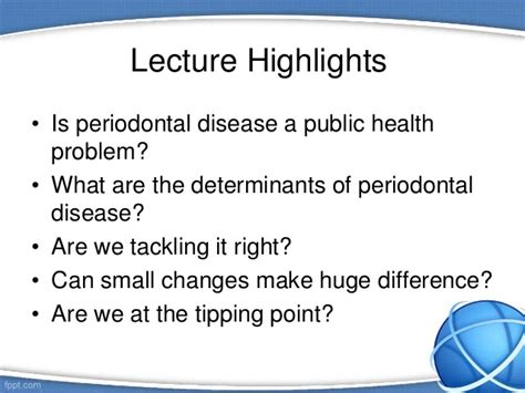 fix it healthcare at the tipping point top documentary periodontal health through health approaches