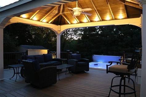 Outdoor Structures ? Pavilions   Burkholder Landscape