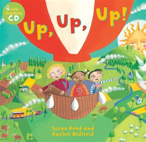the up books barefoot books garden and up up up review